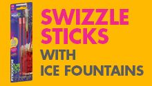 Buy Drink Swizzle Sticks Online